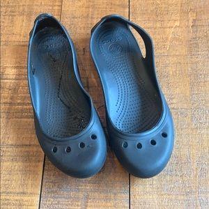 Crocs slip on shoes